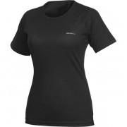 Craft AR Tee W - tričko Barva: black, Velikost: 38