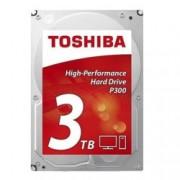 "3TB Toshiba P300, SATA 6Gb/s, 7200rpm, 64MB, 3.5"" (8.89cm)"