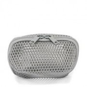 Cube Polyester Cube Mesh Pouch, Grey L