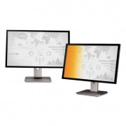 """Frameless Gold Lcd Privacy Filter For 23"""" Widescreen Notebook Monitor, 16:9"""
