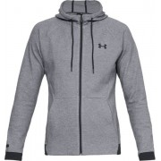 Under Armour UA Unstoppable 2X Full Zip - maglia fitness - uomo - Grey