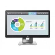 "HP EliteDisplay E202 20"" LED Negro, Plata pantalla para PC"