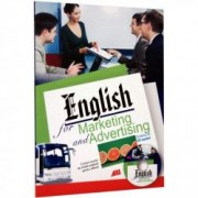 English for Marketing and Advertising + CD - Sylee Gore
