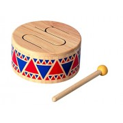Plan Toys Solid Wood Drum
