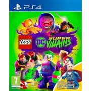 Lego Dc Super-Villains Deluxe Minifigure Edition Ps4