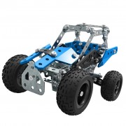 Meccano 15 Model Set ATV Off-road Rally Buggy 6028580