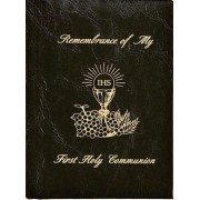 Remembrance of My First Holy Communion, Hardcover
