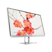 "HP Monitor Pavilion 27q PLS LED Backlit Monitor 27"" Silver White AMD FreeSync/2Y (1HR73AA)"