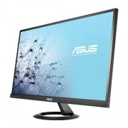 "Monitor ASUS VX279Q, 27""W, LED, 1920x1080, 80M:1, 5ms, 250cd, D-SUB, HDMI, DP, repro, čierny"
