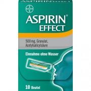 Bayer ASPIRIN Effect Granulat 10 St