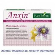 Anxin 20 capsule PlantExtrakt