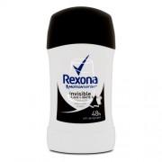 Rexona stick 50ml Invisible black+white