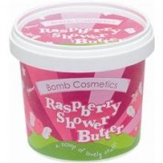 Bomb Cosmetics Shower Butter Raspberry 250 ml