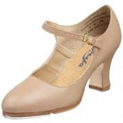 Capezio Women's Tap Shoe,Caramel,8.5 W US