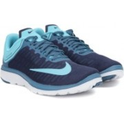Nike FS LITE RUN 4 Running Shoes For Men(Blue)