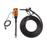 Elektrische Fasspumpe 230 V Zapfventil