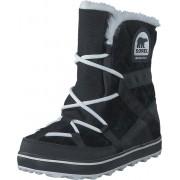 Sorel Glacy Explorer Shortie 010 Black, Skor, Kängor och Boots, Varmfodrade kängor, Svart, Dam, 38