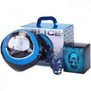 Police To Be lote de regalo I. eau de toilette 125 ml + pelota de fútbol