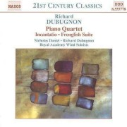 R. Dubugnon - Piano Quartet (0747313577828) (1 CD)