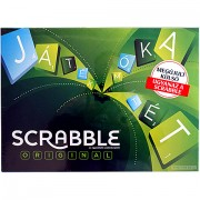 Mattel joc de societate Scrabble Original 10 ani+