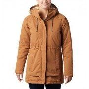 Columbia Veste Doublée De Polaire South Canyon - Femme Marron XL
