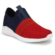 Style Shoe Men's Red Blue Slip on Mess Sport's Shoes
