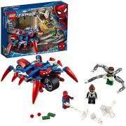 LEGO Super Heroes 76148 Pókember Doc Ock ellen