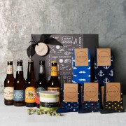 Beer and Socks Comfort Gift Set
