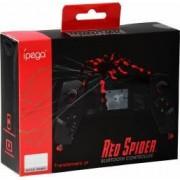 Controller telescopic joystick gamepad IPEGA PG-9055 Red Spider wireless bluetooth pentru smartphone android - PC