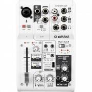 Konzolni miks pult Yamaha AG03 broj kanala: 3, USB priključak