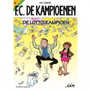 F.C. De Kampioenen: De Lotto-kampioen - Hec Leemans
