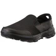 Skechers Men's Go Walk 3 Black Nordic Walking Shoes - 10 UK/India (45 EU) (11 US)