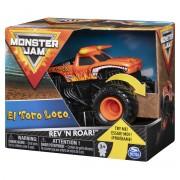MONSTER JAM METALICE SERIA ROAR SCARA 1 LA 43 EL TORO LOCO