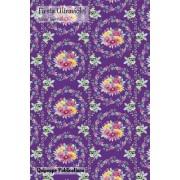"Fiesta Ultraviolet Lined Journal: Medium Lined Journaling Notebook, Fiesta Ultraviolet Cover, 6x9,"" 130 Pages"