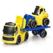 Комплект камион с булдозер Silverlit, с дистанционно управление, 371074