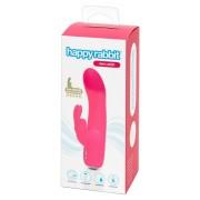 Happyrabbit Mini Rabbit - vízálló, akkus csiklókaros vibrátor (pink)