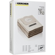 Kärcher Paper Filter Bags 5 pcs. for WD 3 Series