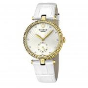 Reloj C4564/1 Blanco Candino Mujer Elegance Flair Candino
