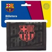 FC Barcelona pénztárca, 12,5*9,5cm
