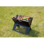 BBQ Notebook Houtskool Barbecue Zwart