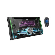 JVC Car Audio - KW-R910BT Double Din Receiver
