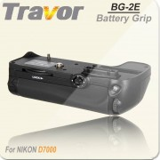TRAVOR BG-2E BATTERY GRIP - NIKON D7000 - MB-D11