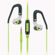 HEADPHONES, Sennheiser OCX 686i Sports - iPhone, Мicrophone, Green (506190)