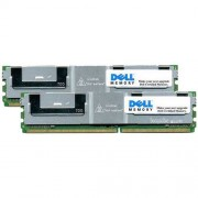 Dell - Mémoire - 4 Go (2 x 2 Go) - PC2-5300 - 667 MHz - DIMM 240 Broches