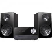 Микро Hi-Fi аудио система LG CM2460, Блутут, USB порт, Черна