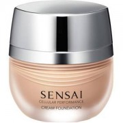SENSAI Make-up Cellular Performance Foundations Cream Foundation Nr. CF25 Topaz Beige 30 ml