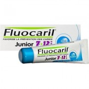 Fluocaril pasta dental junior gel bubble, 50 ml