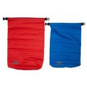 Trespass Euphoria - Drybag set - 10 liter blå - 15 liter röd