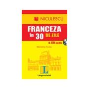 Franceza in 30 de zile & CD audio