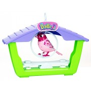 SilverLit Caroline Digibird Toy with Whistle Ring and Fun House